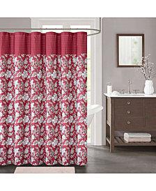 "Décor Studio Isabella 72"" x 72"" Shower Curtain"