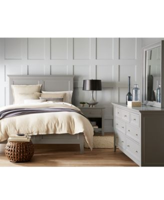 Sanibel Bedroom Furniture, 3-Pc. Set (Twin Bed, Nightstand, and Chest), Created for Macy's