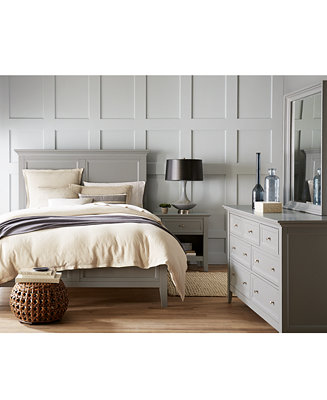 furniture sanibel bedroom furniture collection created 85550