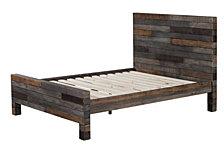 Vintage Size Bed
