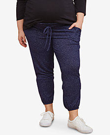 Motherhood Maternity Plus Size Jogger Pants
