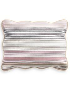 Yarn Dye Standard Sham, Created for Macy's