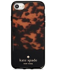 kate spade new york Tortoiseshell iPhone 8 Case