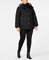 5c878f00b72 Plus Size Down Coats  Shop Plus Size Down Coats - Macy s