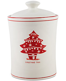 Home Essentials  Molly Hatch Tree Cookie Jar