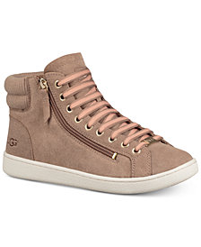 UGG® Women's Olive Lace-Up Sneakers
