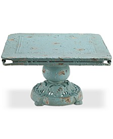 Square Metal Pedestal