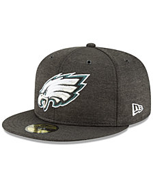 New Era Philadelphia Eagles On Field Sideline Home 59FIFTY FITTED Cap