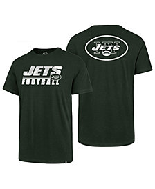 '47 Brand Men's New York Jets Fade Back Super Rival T-Shirt