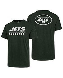 '47 Brand Men's New York Jets Fade Back Super Rival T-Shirt