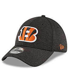 New Era Cincinnati Bengals On Field Sideline Home 39THIRTY Cap