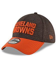 New Era Cleveland Browns On Field Sideline Home 39THIRTY Cap
