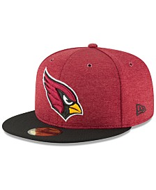 New Era Arizona Cardinals On Field Sideline Home 59FIFTY FITTED Cap