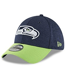 New Era Seattle Seahawks On Field Sideline Home 39THIRTY Cap