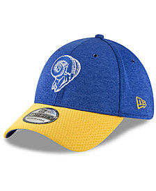 New Era Los Angeles Rams On Field Sideline Home 39THIRTY Cap