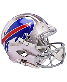Riddell Buffalo Bills Speed Chrome Alt Replica Helmet