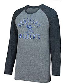 Top of the World Men's Kentucky Wildcats Triple A Raglan T-Shirt