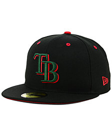 New Era Tampa Bay Rays Italian 59FIFTY FITTED Cap
