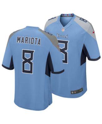 Nike Marcus Mariota Tennessee Titans