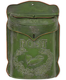 3R Studio Tin Post Box