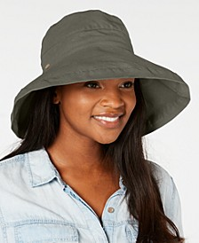 Cotton Big Brim Sun Hat