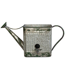 3R Studio Watering Can Decorative Birdhouse/Container