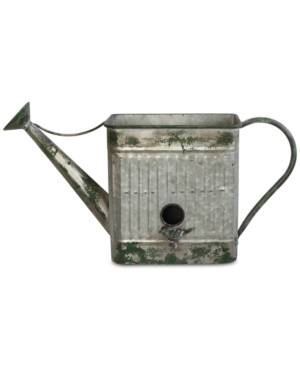 Watering Can Decorative Birdhouse/Container