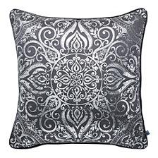 Graham & Brown Souk Silver Pillow