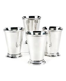 Mint Julep Vases, Set of 4