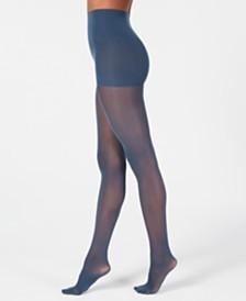 DKNY Women's  Comfort Luxe Semi Opaque Control Top Tights