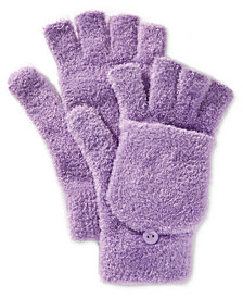 Steve Madden Marled Flip-Top Gloves