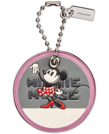 COACH Miss Minnie Boxed Hangtag