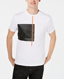 A|X Armani Exchange Men's Block Logo T-Shirt