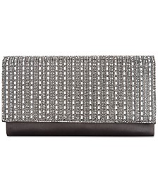 I.N.C. Veronica Chain Clutch, Created for Macy's