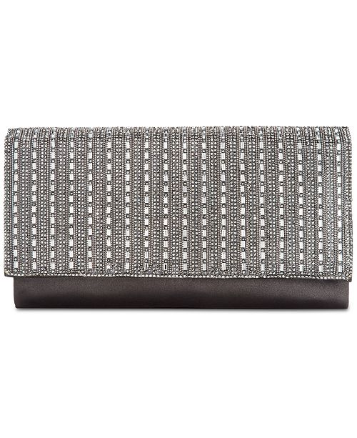 INC International Concepts INC Veronica Chain Clutch, Created for Macy's