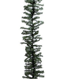 100' Canadian Pine Artificial Christmas Garland Unlit