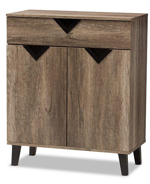Furniture Wales Shoe Cabinet