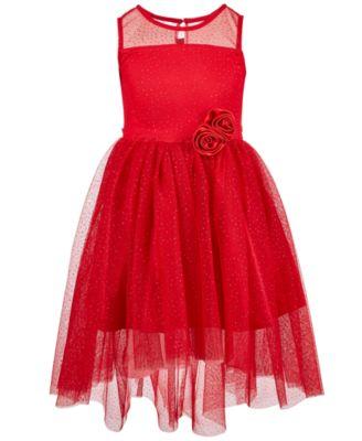 Girls Glitter Dress,Pink Violet Dresses,