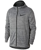 more photos 89607 7a4c1 Nike Mens Spotlight Dri-FIT Zip Hoodie