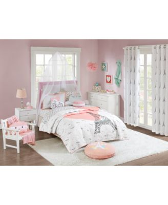 Minette Twin 2-Pc. Quilt Mini Set, Created for Macy's