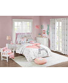 Urban Dreams Minette Full/Queen 3-Pc. Quilt Mini Set, Created for Macy's