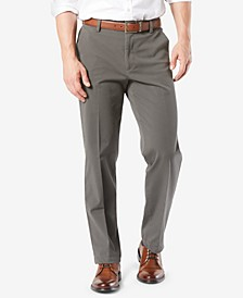 Men's Big & Tall Workday Classic Fit Smart 360 Flex Stretch Khakis