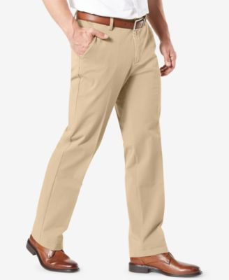 Men's Big & Tall Classic-Fit Smart 360 Flex Stretch Workday Pants