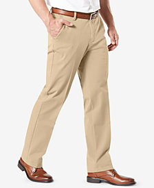 Dockers® Men's Big & Tall Classic-Fit Smart 360 Flex Stretch Workday Pants