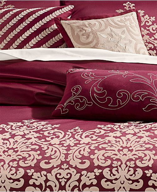 Martha Stewart Collection Antique Damask Reversible 220