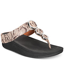 FitFlop Halo Toe-Thong Sandals