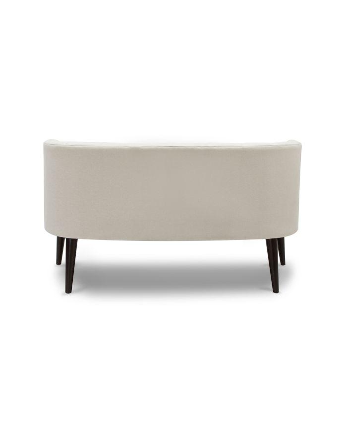 Jennifer Taylor Home Celine Tufted Settee & Reviews - Furniture - Macy's