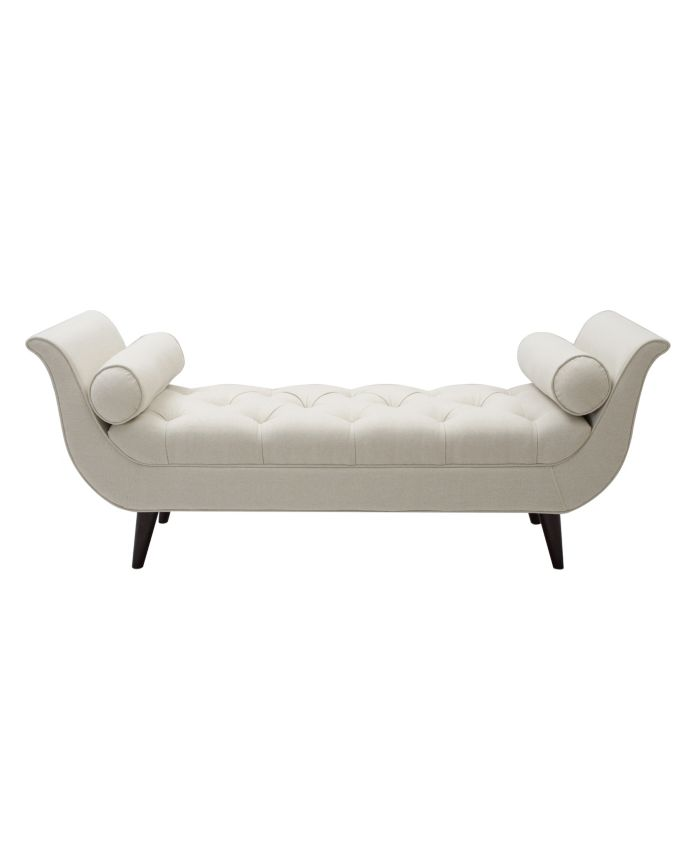 Jennifer Taylor Home Alma Tufted Entryway Bench & Reviews - Furniture - Macy's
