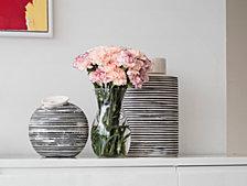 Carta round vase
