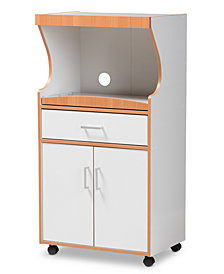 Edonia Kitchen Cabinet, Quick Ship